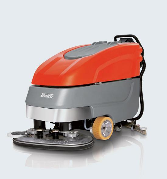 Při výběru podlahových mycích strojů vsázejte na německou kvalitu