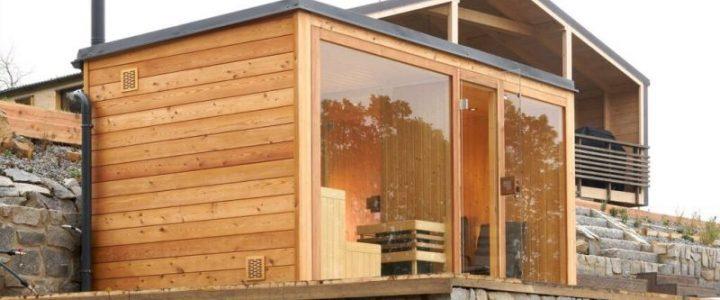 Venkovní sauna: objevte skrytou sílu přírody