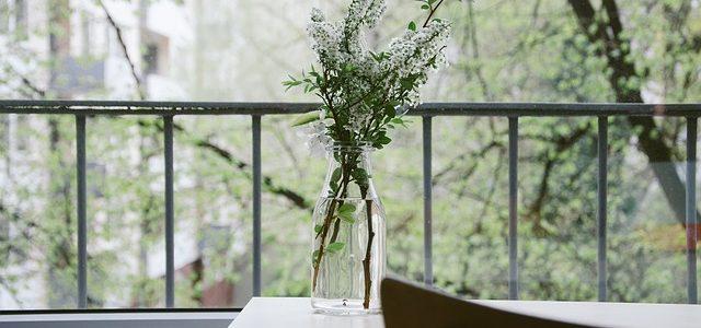 Proměňte balkon v oázu klidu
