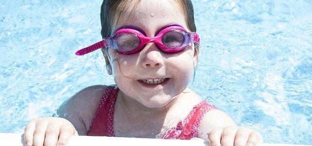 Bazén jako důvod se radovat