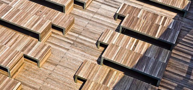 Stylový dřevěný dům